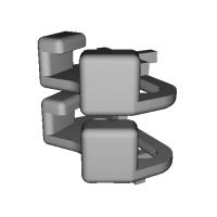 三角リング用カバー S(ベルト幅10mm)2個セット