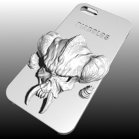 DIABOLOS ディアボロス(iPhone5/5s用ケース パターンA)