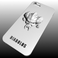 DIABOLOS ディアボロス(iPhone5/5s用ケース パターンB)