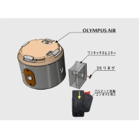 OLYMPUS AIR用 ワンタッチホルスター