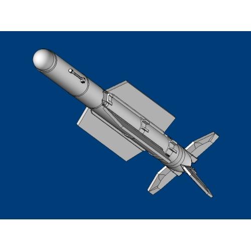 1/48 航空自衛隊 04式空対空誘導...