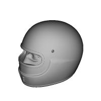 F-1 GPA Helmet laffite.stl