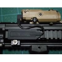 PEQタイプバッテリーケース用ダミープラグ&ダミースイッチ