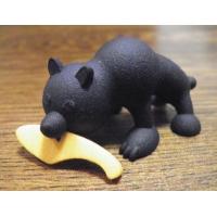 木彫りの熊風テディベア 熊本体