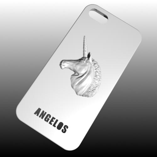 ANGELOS ユニコーン(iPhone5/5s用ケース)