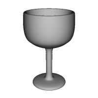 ワイングラス.stl