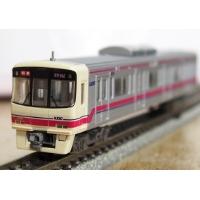 京王8000 8030F VVVF試験(日立東芝)【武蔵模型工房 Nゲージ 鉄道模型】.stl