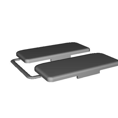 012_SIGMA dp Quattroシリーズ用カード/USBカバーオープナー×2個セット