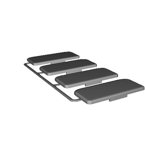 014_SIGMA dp Quattroシリーズ用カード/USBカバーオープナー×4個セット