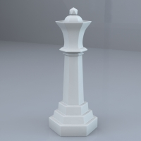 チェスの駒 クイーン