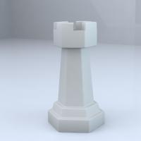 チェスの駒 ルーク