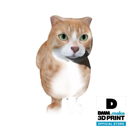 猫フィギュア(マンチカン)