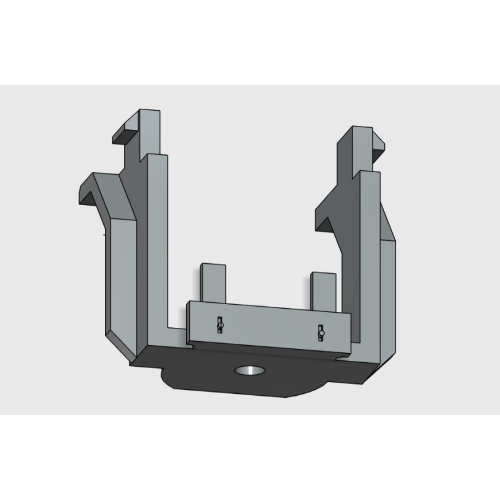 Nゲージ EF65用ATS保護板(大小8個セット)