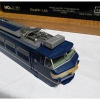 鉄道模型 HOゲージ EF66クーラー