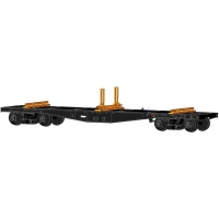 鉄道模型 HOゲージ チキ5200形式2両セット