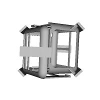 Viveベースステーション固定具(v1.0) 2個