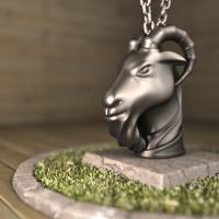 Goat(Pendant)