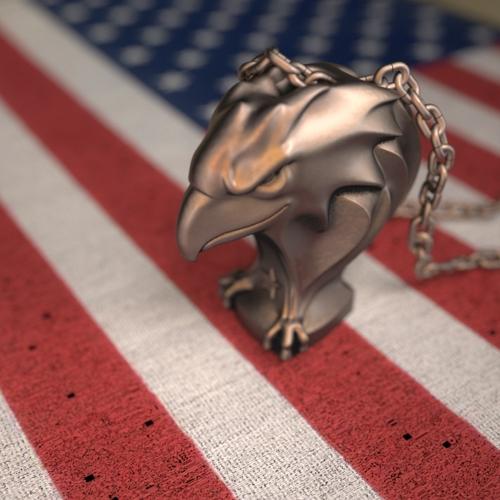 Eagle(Pendant)