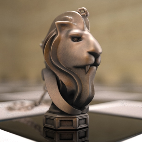 LionHeart(Pendant)