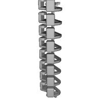 三角リング用カバー SS(ベルト幅8mm) 8個セット