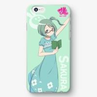 【浦和の調ちゃん】田島桜 私服バージョン iPhoneケース