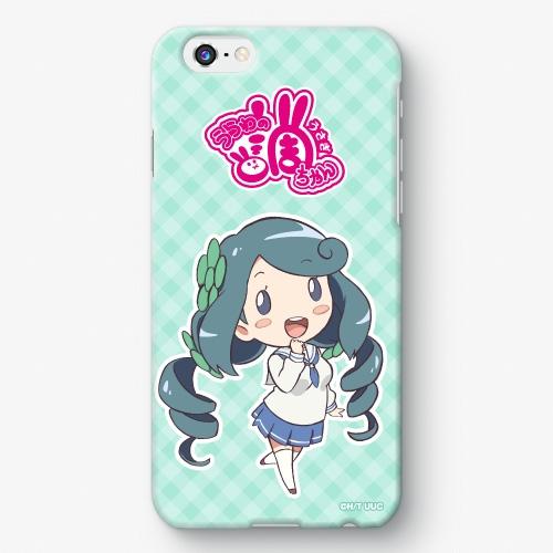 【浦和の調ちゃん】SD道祖土緑バージョン iPhoneケース