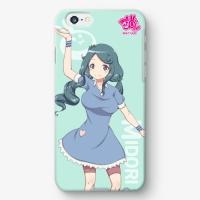 【浦和の調ちゃん】道祖土緑 私服バージョン iPhoneケース