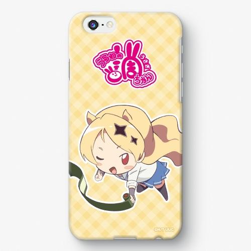 【浦和の調ちゃん】SD別所子鹿バージョン iPhoneケース