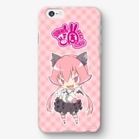 【浦和の調ちゃん】SD沼影彩湖バージョン iPhoneケース