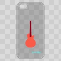 ギター iPhone5/5sケース