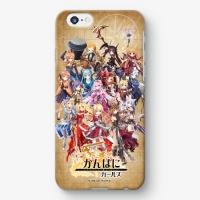 【かんぱに☆ガールズ】 集合バージョン iPhoneケース