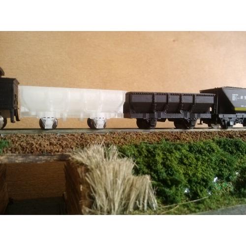Nゲージ 15トン積石炭車 6両セット※旧版です