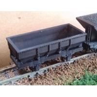 Nゲージ 15トン積石炭車 10両セット※旧版です