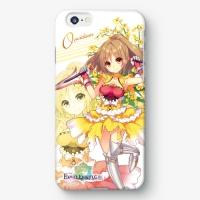 【FLOWER KNIGHT GIRL】 オンシジューム iPhoneケース