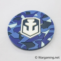 【Wargaming Japan】Branded Coaster #1