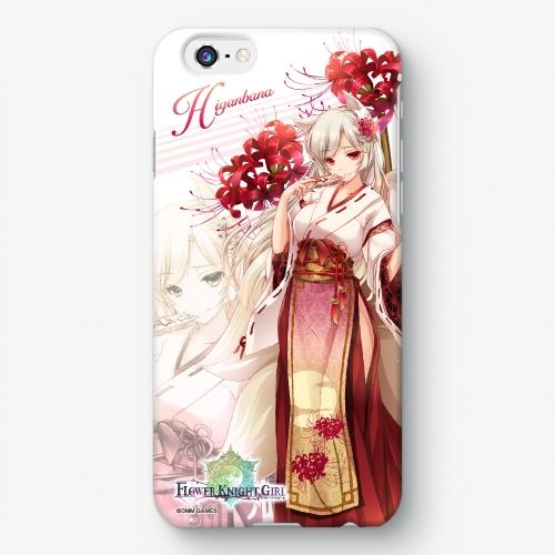 【FLOWER KNIGHT GIRL】 ヒガンバナ iPhoneケース