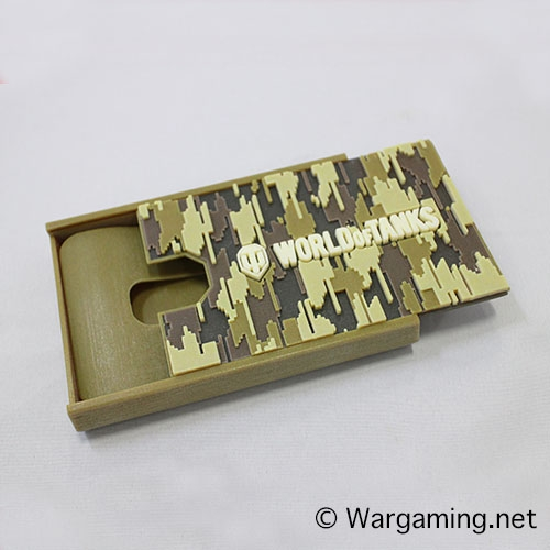 【Wargaming Japan】Branded Cardholder