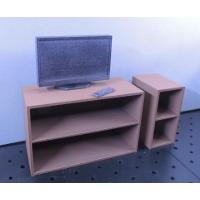 約1/12 32型液晶テレビ(リモコン付き)&カラーボックス(大・小)