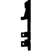 【集光タイプ】APS-3用フロントサイト・セット.stl