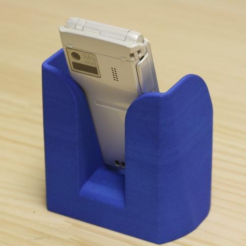 手帳型カバー iPhone5/SE用 スタンド