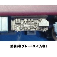Nゲージ床下機器:阪急タイプ旧ブレーキ制御装置(応荷重)16両分