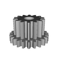 PCエンジンCD-ROM2二段ギア