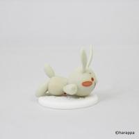【浦和の調ちゃん】フィギュア (寝そべりうさお)