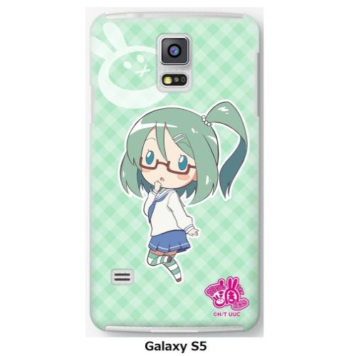 【浦和の調ちゃん】SD田島桜バージョン Galaxyケース