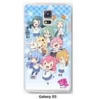【浦和の調ちゃん】SDイラスト集合バージョン Galaxyケース