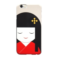 iPhone 5c Case - Japanese Girl