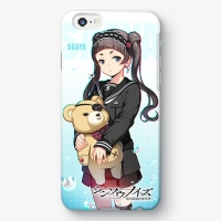 【シンソウノイズ】 黒月沙彩 iPhoneケース