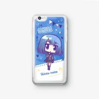 【シンソウノイズ】 雪本さくら SDバージョン iPhoneケース