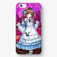 【祝姫】 美濃部鼎  エリス姫バージョン iPhoneケース