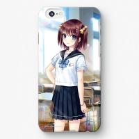 【祝姫】 春宮椿子 iPhoneケース